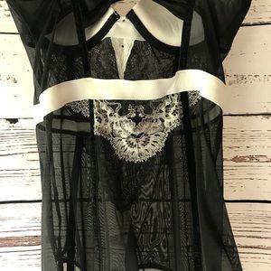 Victoria's Secret Intimates & Sleepwear - Victoria's Secret Lace Lingerie Bustier